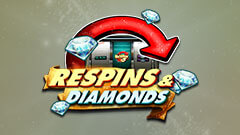 Respin and Diamonds