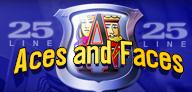 25-Line Aces & Faces