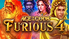 Age of the Gods - Furious Four