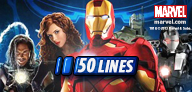 Iron Man 2 - 50 Lines